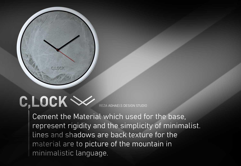 C,LOCK - 1